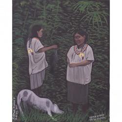Como vivir en la selva - Kayúm Ma'ax