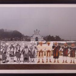 Autoridades tradicionales Abraham Gomez 2016 foto de V. Kramsky, Chamla 60s