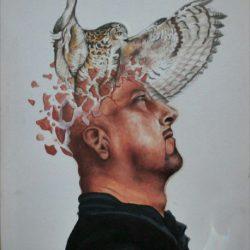 Retrato (la libertad del pensamiento)