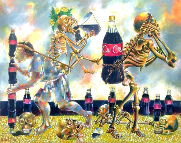 """""""Cementerio de los bebedores"""""""