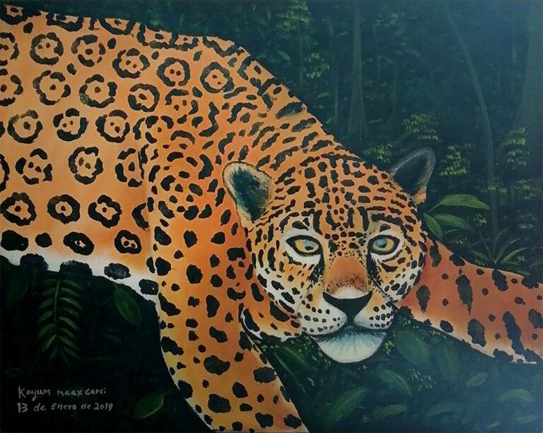 """""""El jaguar natural"""""""