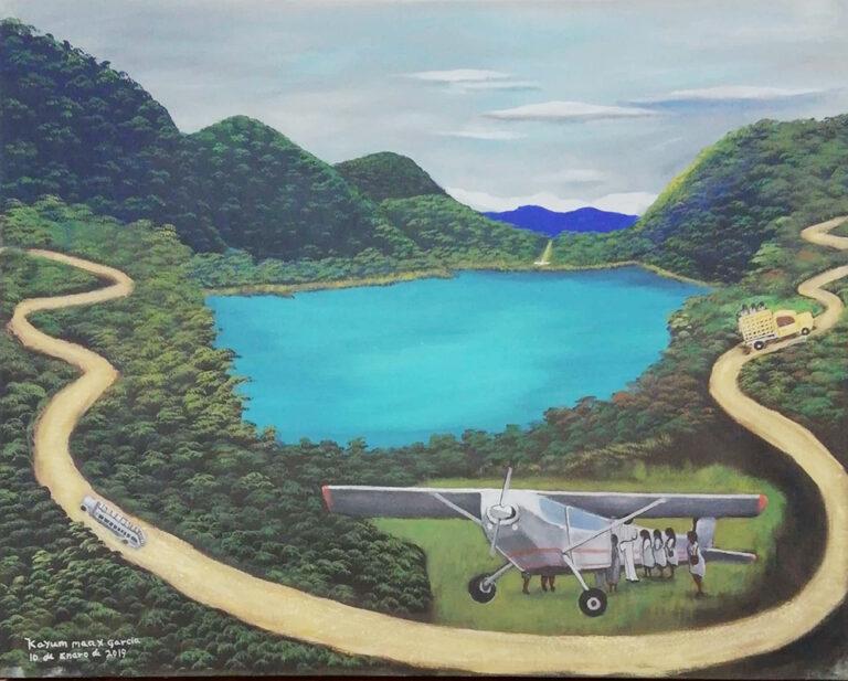 """""""El transporte del avión de 1970"""""""