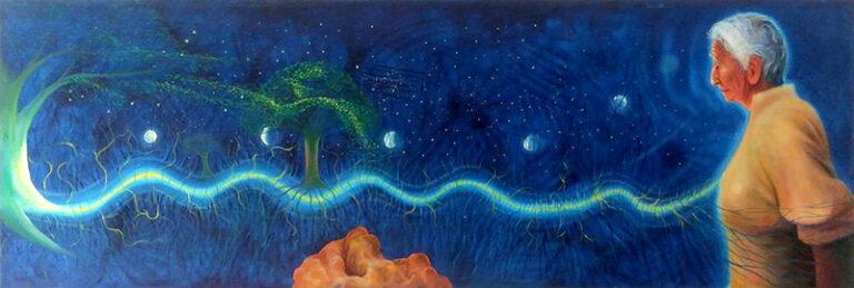 """""""Fecundación cósmica"""""""