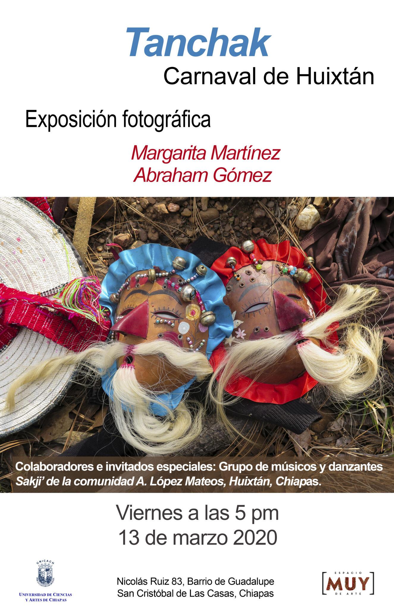 Carnaval de Huixtán