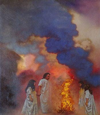 """""""Iluminación espiritual"""""""